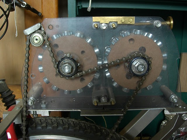 Perpetual Engine Design